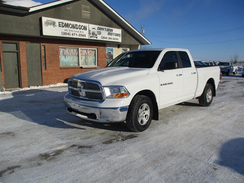 2011 Ram 1500 2WD Quad Cab 140.5 #1826