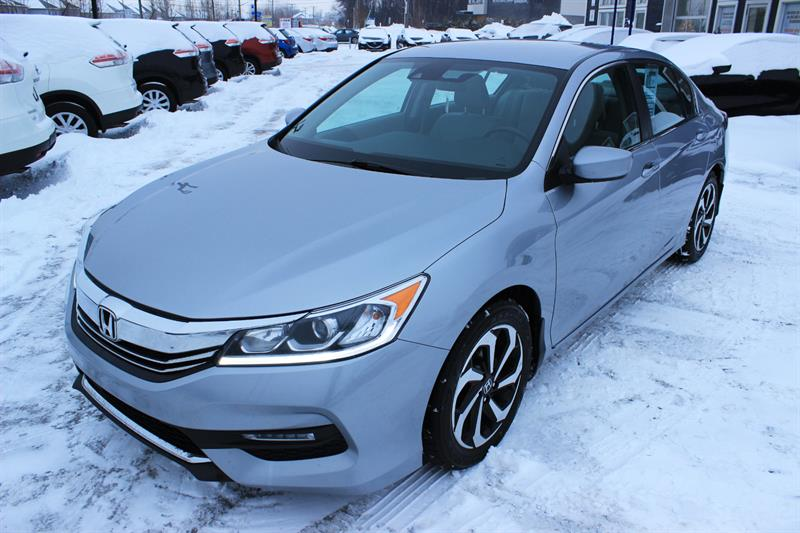 Honda Accord Sedan 2016 LX #4982