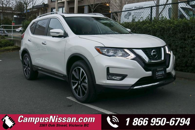 2018 Nissan Rogue SL AWD w/ Platinum ProPilot Assist #D8-P675
