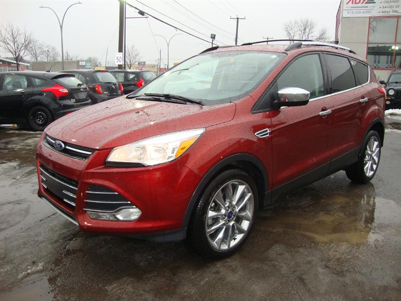 Ford Escape 2015 SE CUIR-NAVIGATION-SYNC-19MAGS #M00015