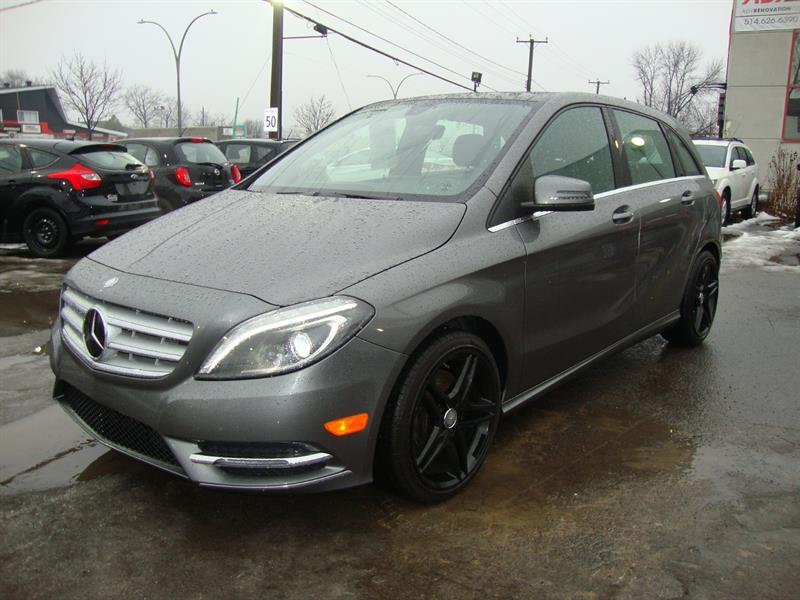 2014 Mercedes-Benz B-Class 4dr HB B 250 Sports Tourer #S010