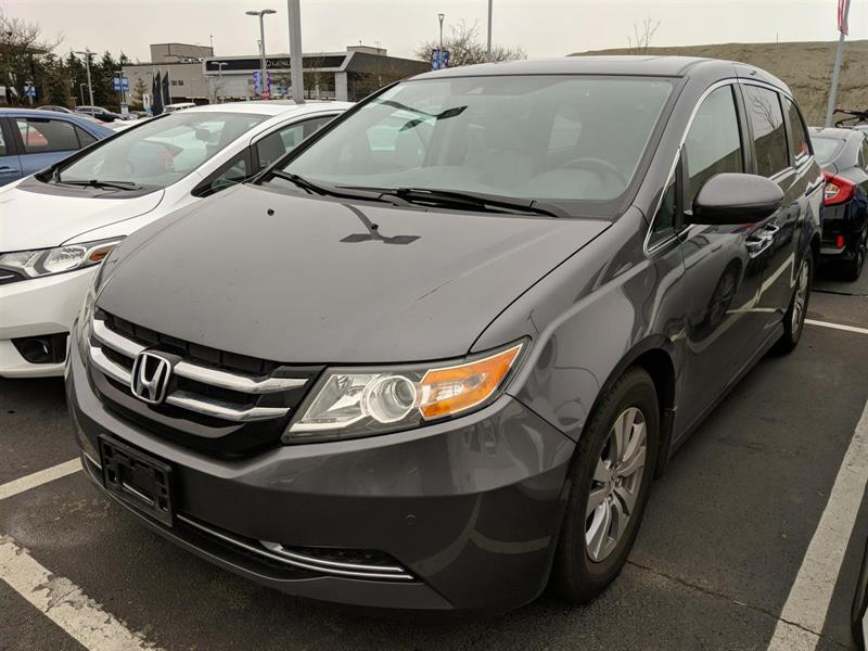 2016 Honda Odyssey EX-L Res! Honda Certified Extended Warranty to 160 #LH8486