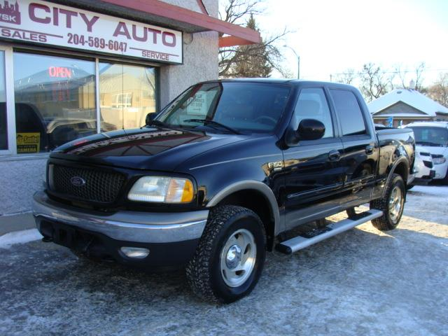 2003 Ford F-150 4WD SuperCrew 150'' WB #1647