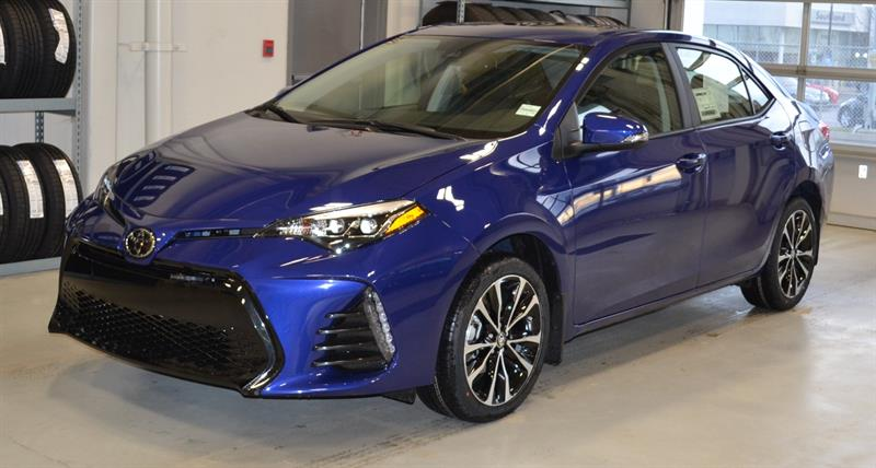 2019 Toyota Corolla SE with XSE Package #BU3023