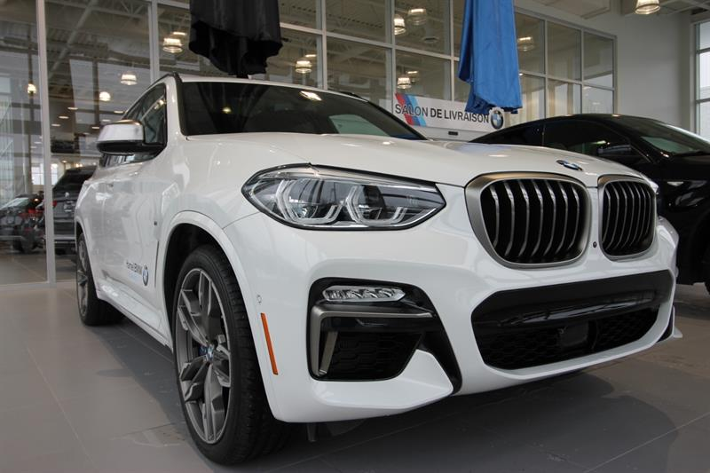 BMW X3 2018 M40i #18-509N