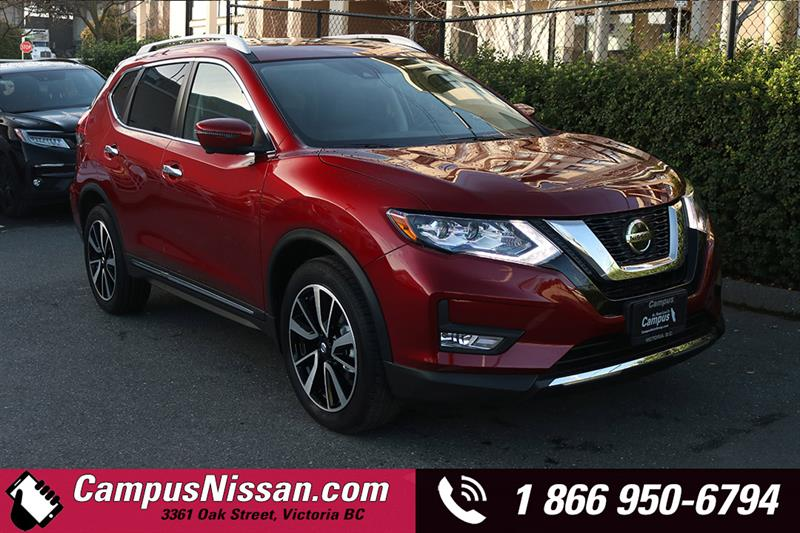 2019 Nissan Rogue SL AWD w/ Platinum ProPilot Assist #D9-P009