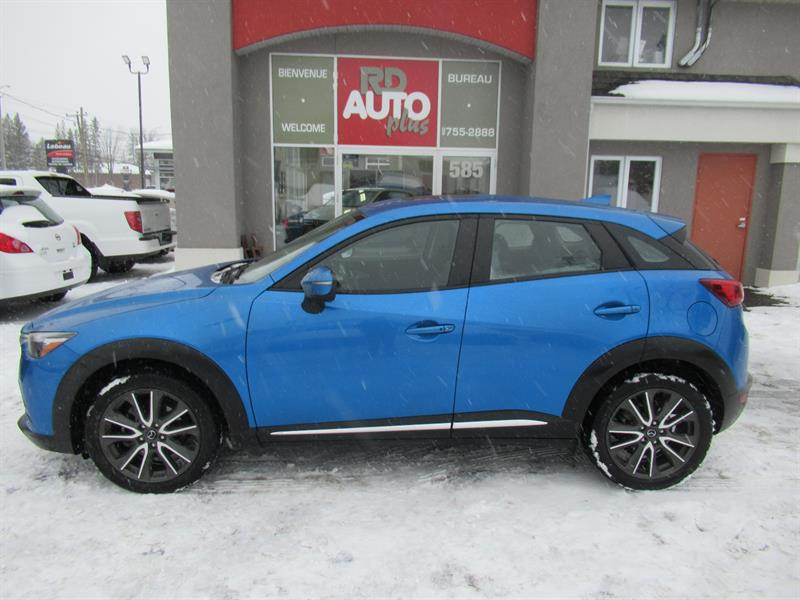Mazda CX-3 2016 AWD 4dr GT #10181