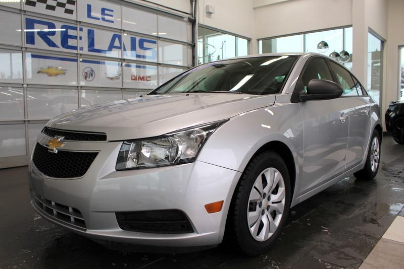 Chevrolet Cruze 2014 4dr Sdn 1LS #82180