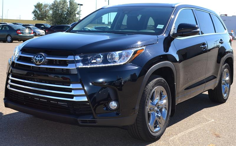 2018 Toyota Highlander AWD Limited #DZ7078