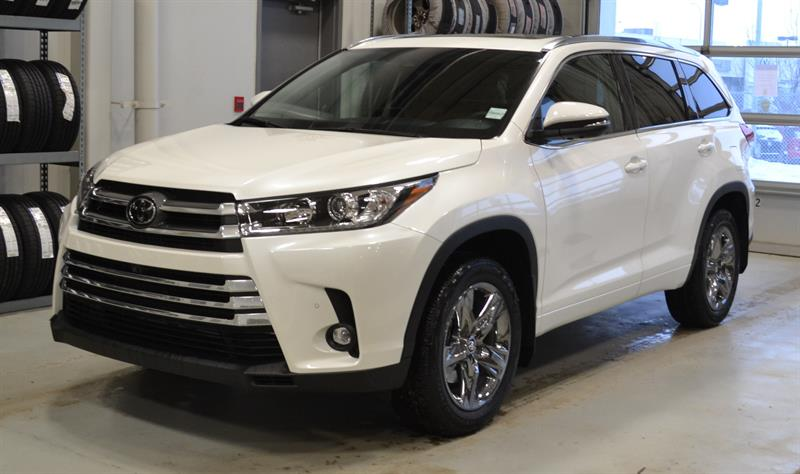 2019 Toyota Highlander AWD Limited #DZ9000