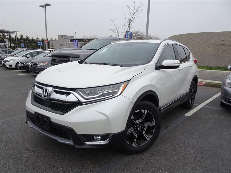 2017 Honda CR-V Touring AWD! Honda Certified Extended Warranty to  #LH8475