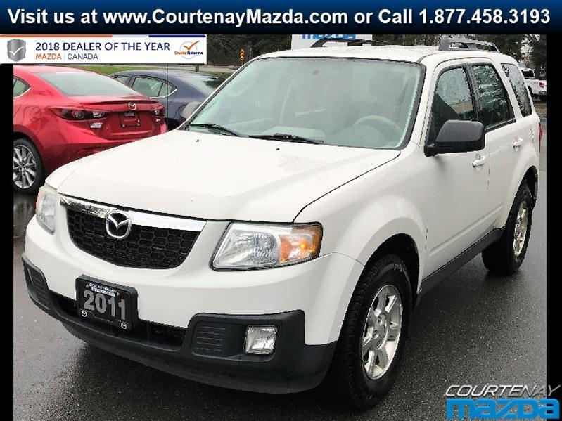 2011 Mazda Tribute FWD GX 2.5 5sp #18CX54428A