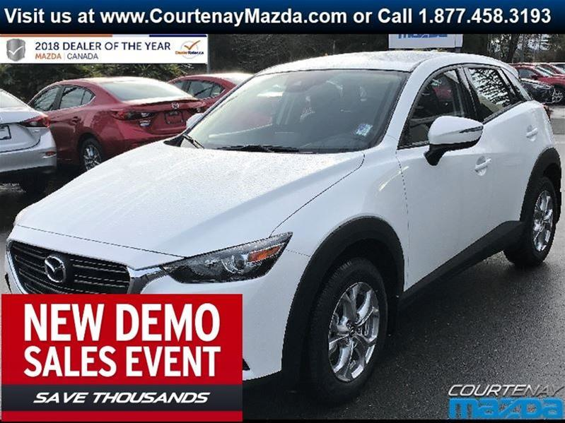 2019 Mazda CX-3 GS FWD at #19CX39537