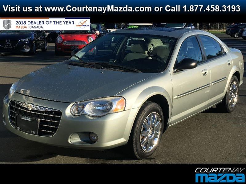 2005 Chrysler Sebring Limited 4Dr Sedan #P4784