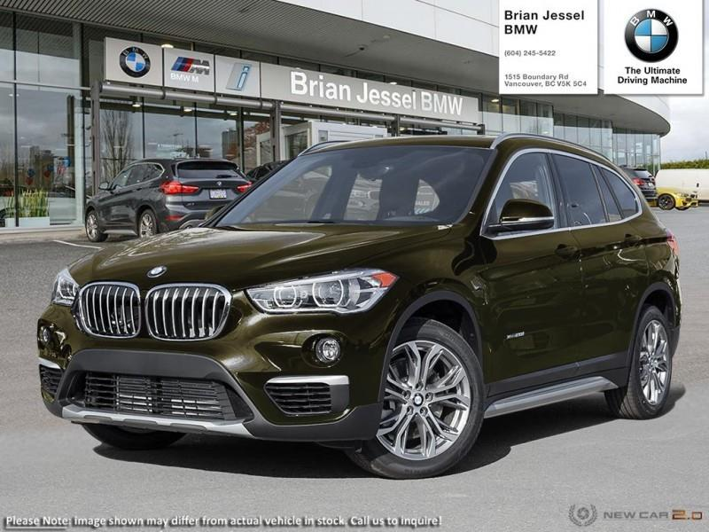 2018 BMW X1 xDrive28i Sports Activity Vehicle #7518RX101329820