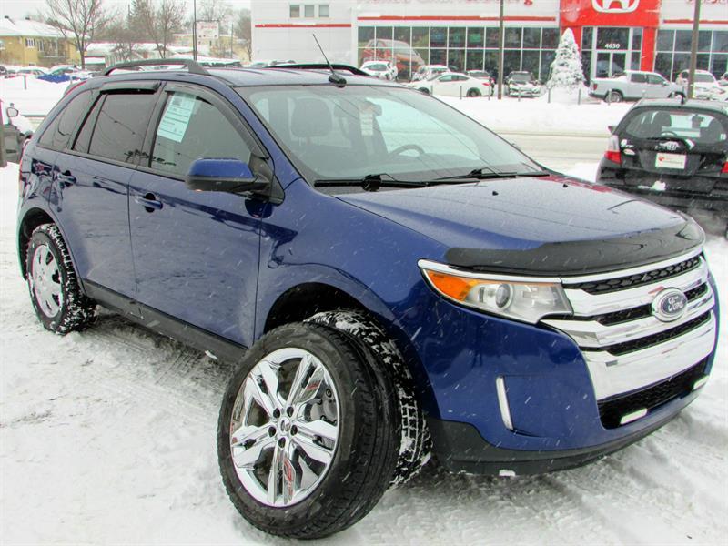 Ford EDGE 2013 SEL v6 AWD **GRANDE ÉCRAN** #UA19016
