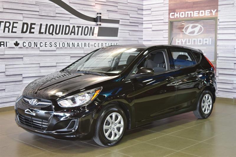 Hyundai Accent 2013 GL #S8488