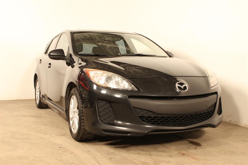 Mazda Mazda3 2012 HB Sport GS  #81616a