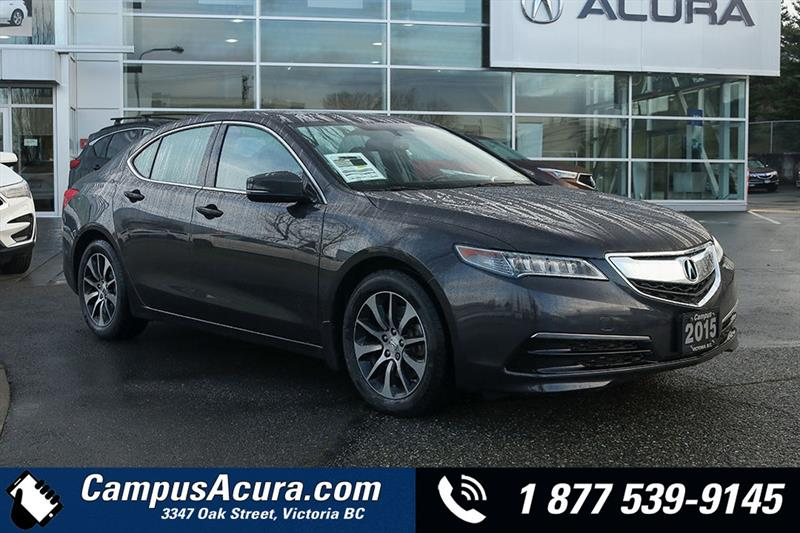 2015 Acura TLX 4dr Sdn FWD #AC0926