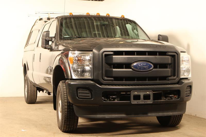 Ford Super Duty F-350 SRW 2016 CrewCab**DIESEL**BOITE 8' #90380a