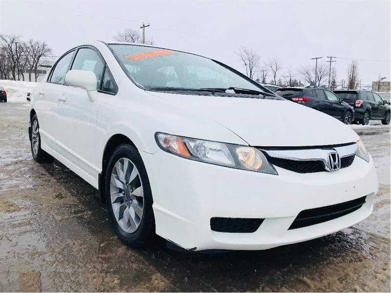 Honda Civic 2011 EXL #10067F