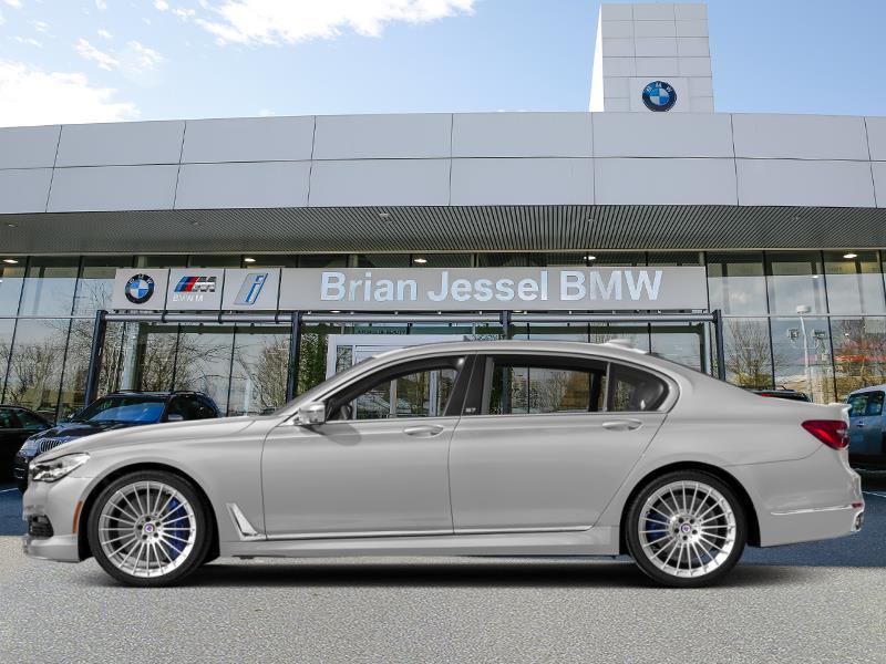 2019 BMW 7 Series 750Li xDrive Sedan #9618RX11135737