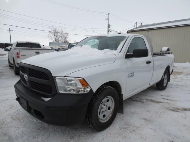 2013 Ram 1500 REGULAR CAB LONG BOX - LOW KMS #3881