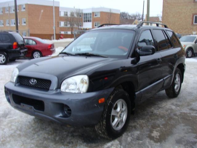 2004 Hyundai Santa Fe AWD G L #SOLD
