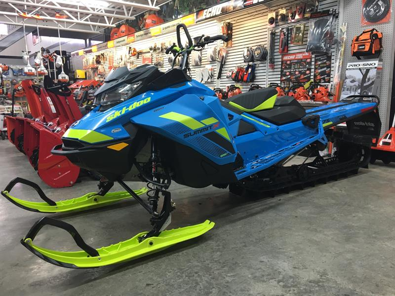Ski-Doo Summit 2018
