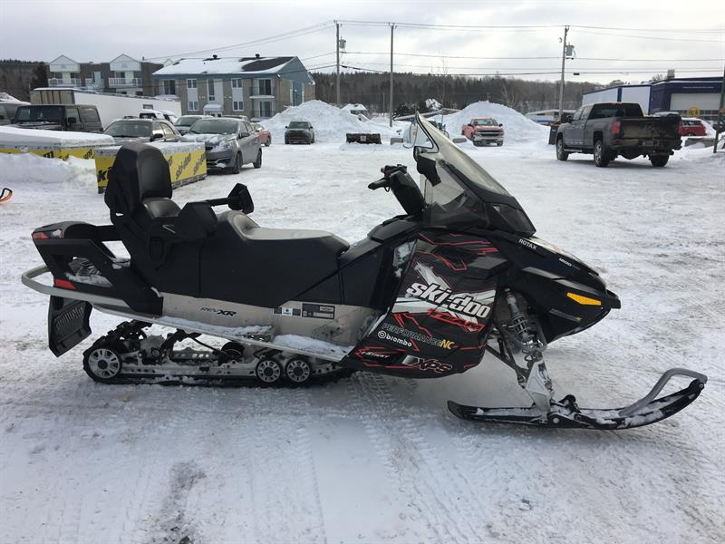 Ski-Doo Grand Touring 2012 LE 1200 #32811RDL