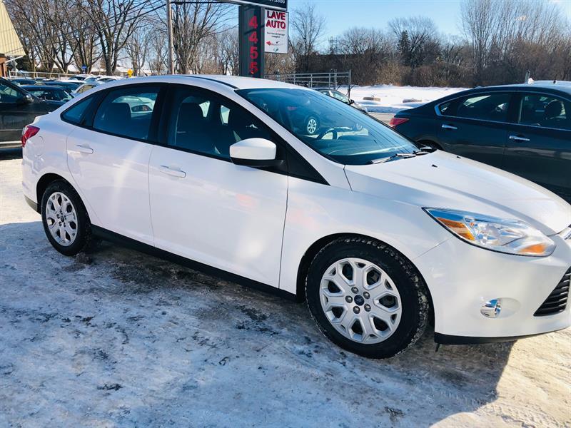 Ford Focus 2012 35$* Par Semaine/Financement #95299-2