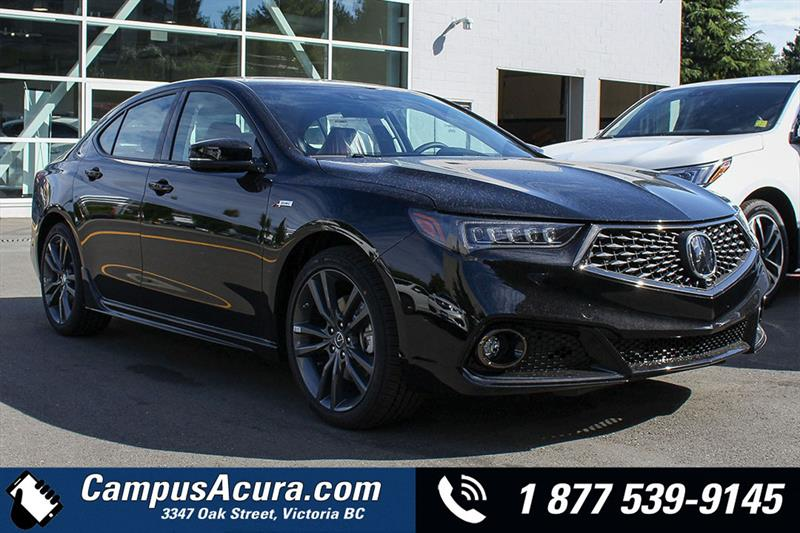 2019 Acura TLX SH-AWD Elite Sedan #D19-4027