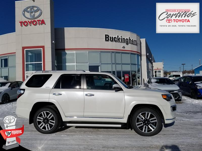 Toyota 4Runner 2016 LIMITED 4WD #P-01-19