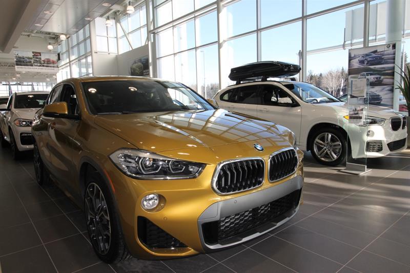 BMW X2 2018 xDrive28i #18-490