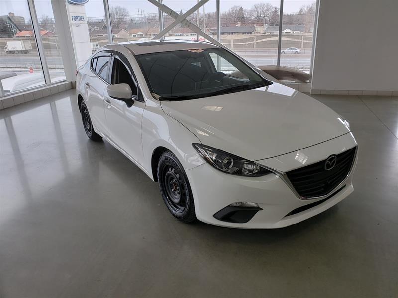 Mazda MAZDA3 2016 4dr Sdn GS #A8082A