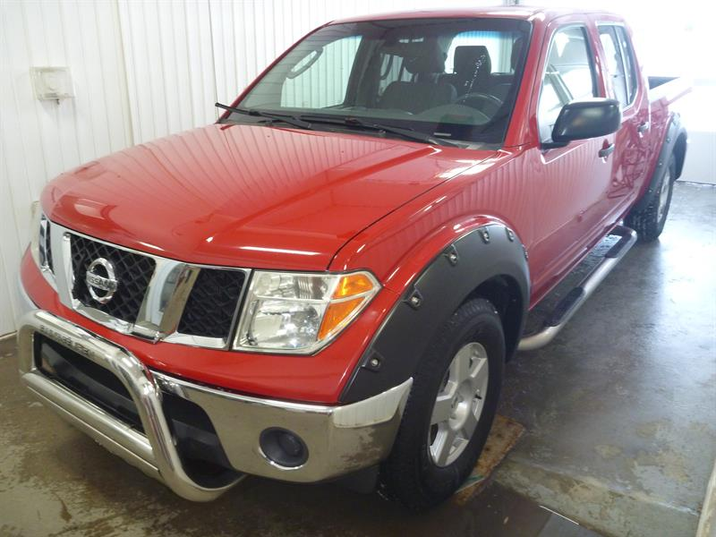 Nissan Frontier 2008 4WD Crew Cab LWB #76526A