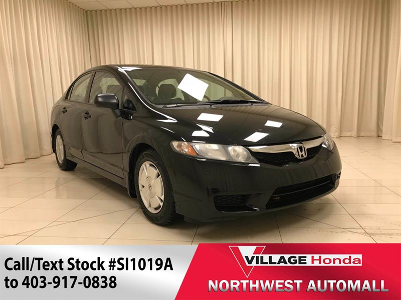 2011 Honda Civic Sdn DX-G #SI1019A