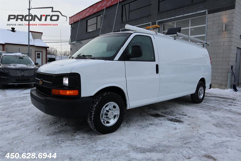 Chevrolet Express Cargo Van 2009 3500  #1542