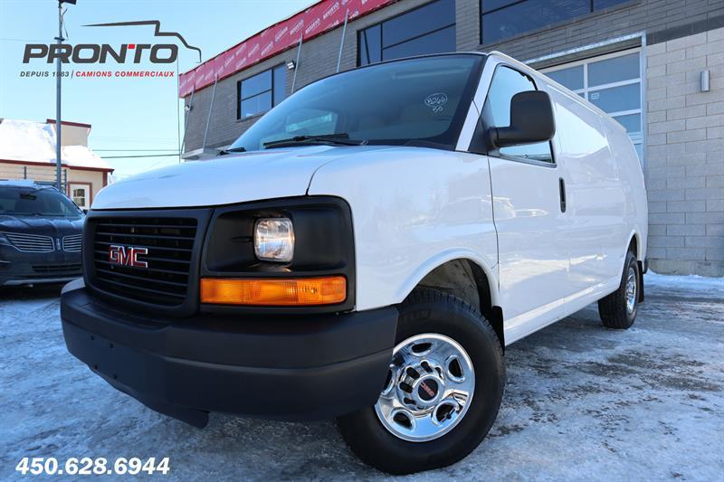 GMC Savana Cargo Van 2012 2500 ** 4.8L ** FULL RACK **  #1543