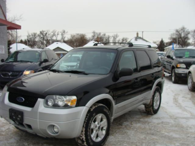 2007 Ford Escape  A.W.D. XLT #1653
