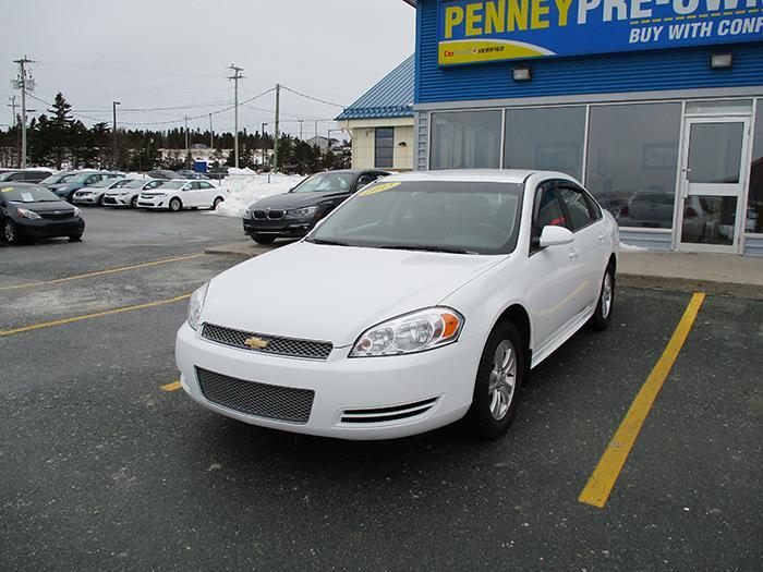 2013 Chevrolet Impala LS #34873A