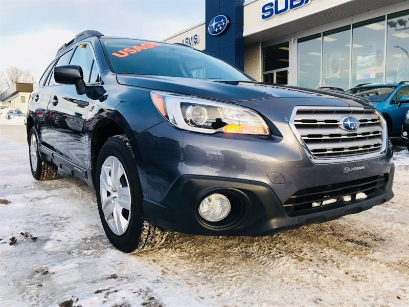 Subaru Outback 2017 2.5i w/PZEV #15777A