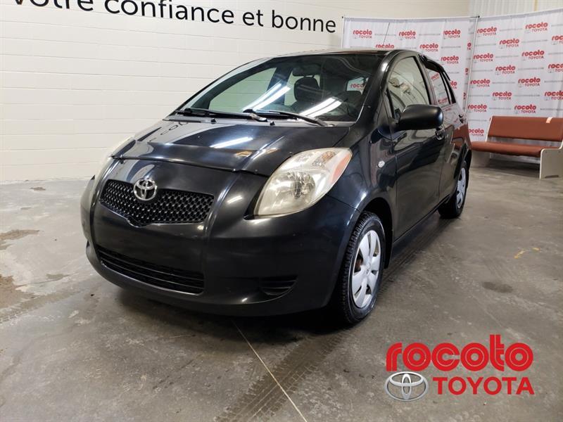 Toyota Yaris 2007 * LE * DIRECTION ASSISTÉE * #18886B-41