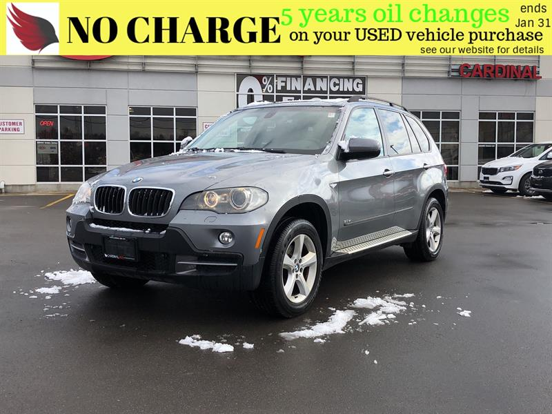 2008 BMW X5 3.0si *NO ACCIDENTS*ALL WHEEL DRIVE #7074A