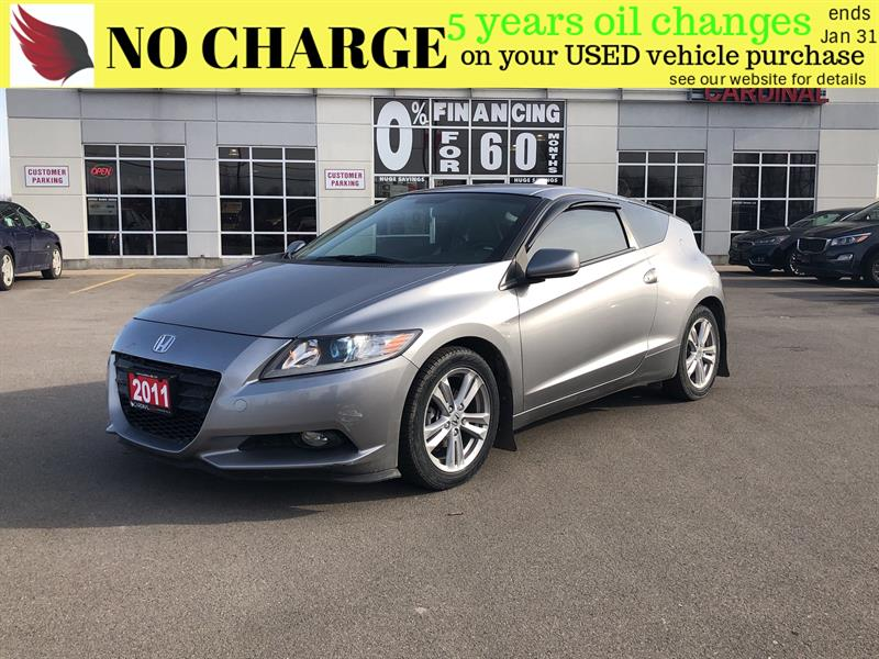 2011 Honda CR-Z NO ACCIDENTS*GREAT ON GAS* #ST18225A