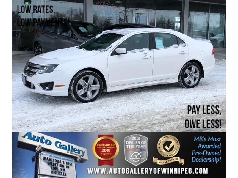 2011 Ford Fusion SPORT #23641