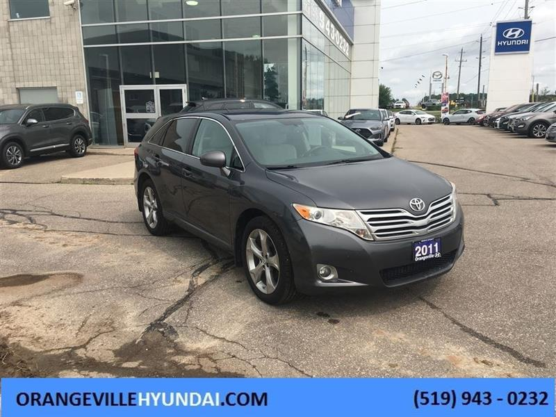 2011 Toyota Venza V6 Auto FWD - 1-Owner Trade #85040A