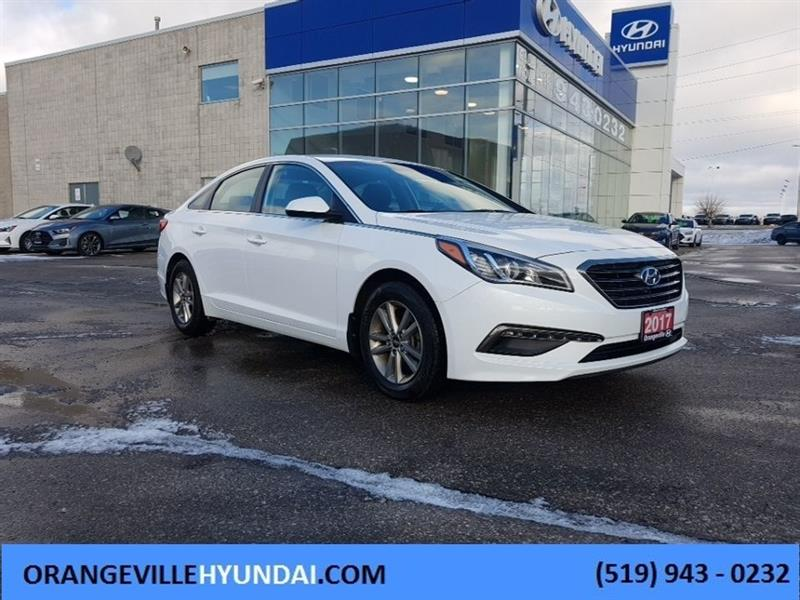 2017 Hyundai Sonata GL Auto - 1-Owner/Low Kms #H0933