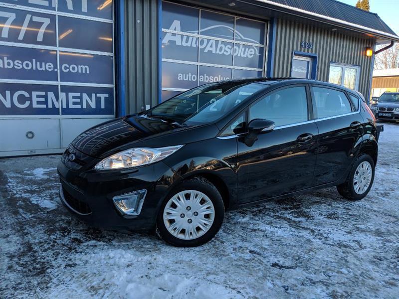 Ford FIESTA 2013 Titanium #E0130