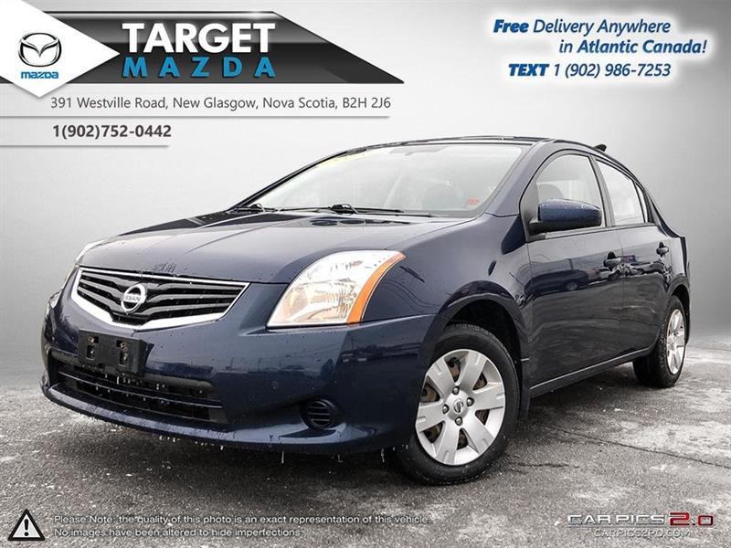 2010 Nissan Sentra AUTO! A/C! POWER PKG! NEW TIRES! FRESH MVI! #U1499